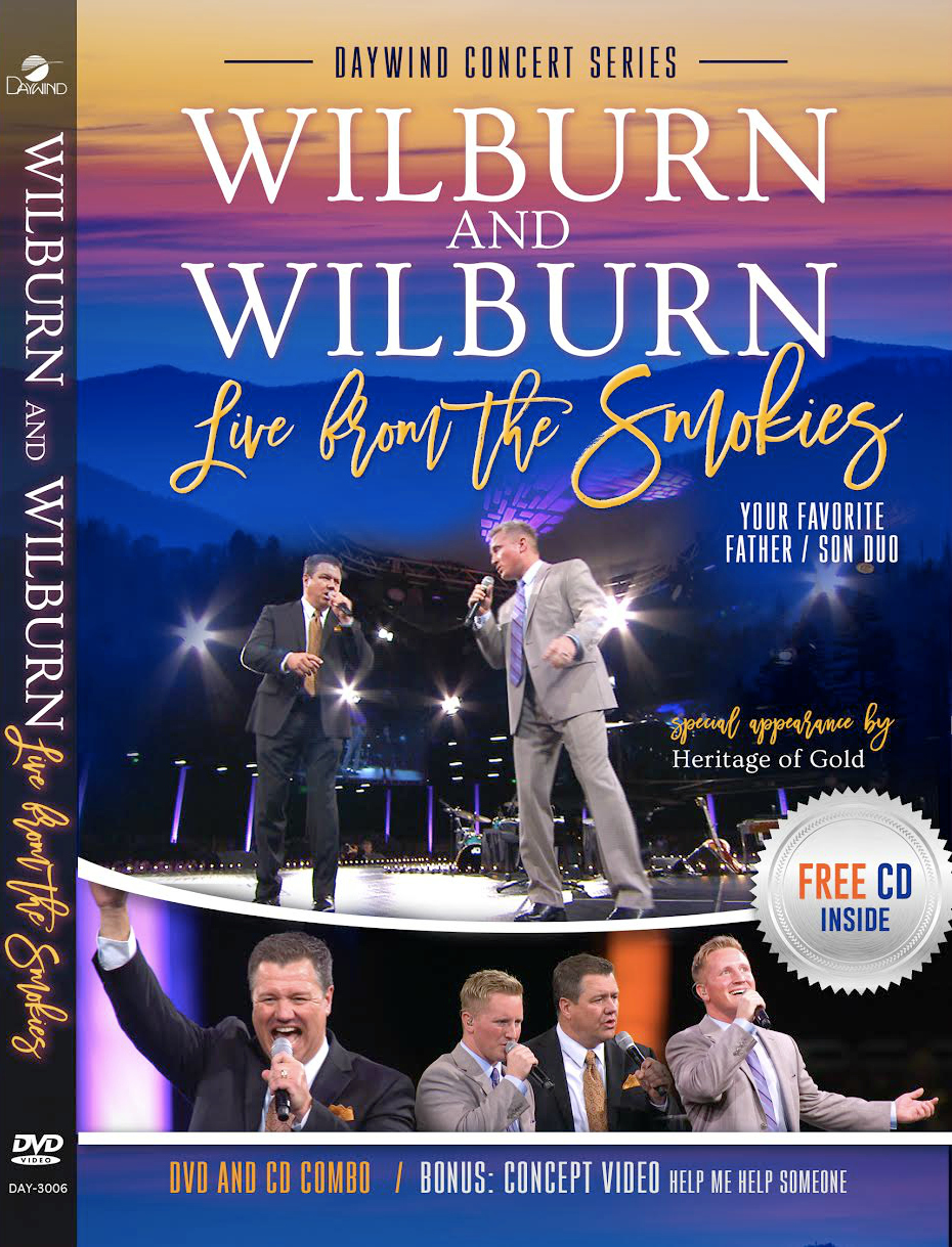 """Wilburn & Wilburn Release New """"Live From The Smokies"""" DVD"""