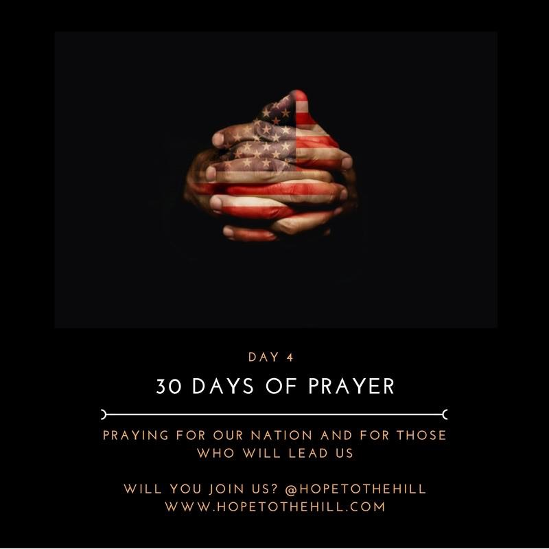 Day 4 of 30 Days of Prayer: Paul Pruitt