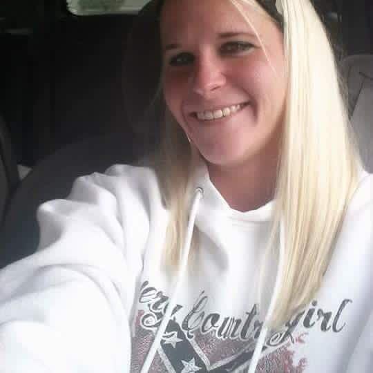 Ashli, daughter of Jimmy McMillan