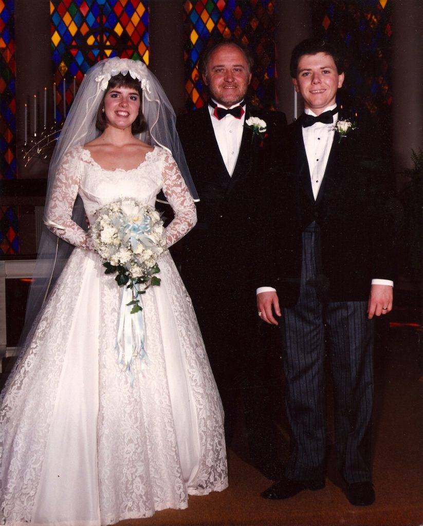 Gerald and Donna Wolfe
