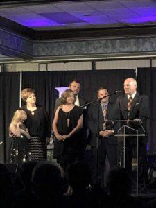 Williamsons at Diamond Awards