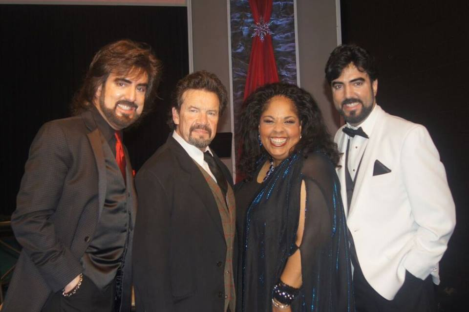 Chrisagis Brothers, Russ Taff and Angela Primm