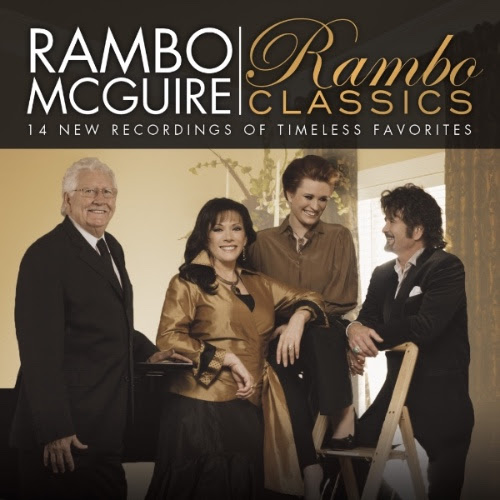 RAMBO MCGUIRE releases debut StowTown Records album, Rambo Classics