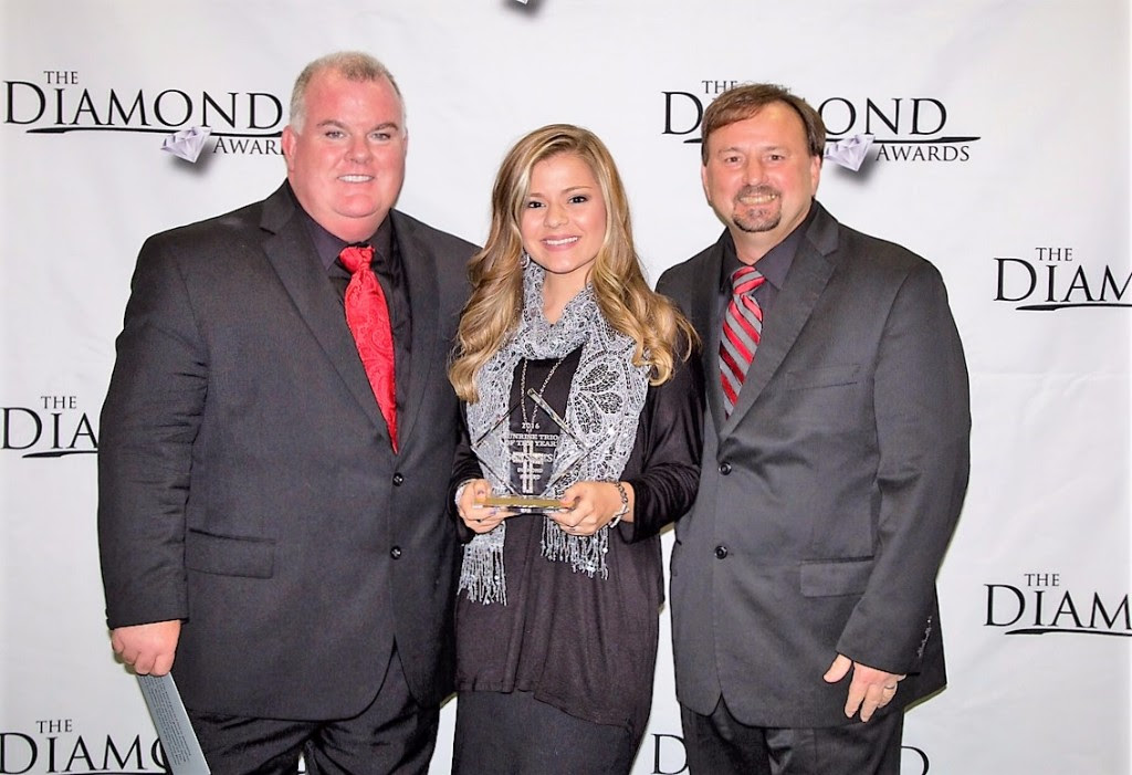Surrendered Blessed With Diamond Award, Talent Contest Win