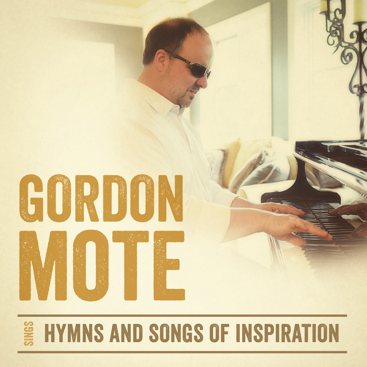 GORDON MOTE HONORED WITH FIRST CAREER GRAMMY® NOMINATION