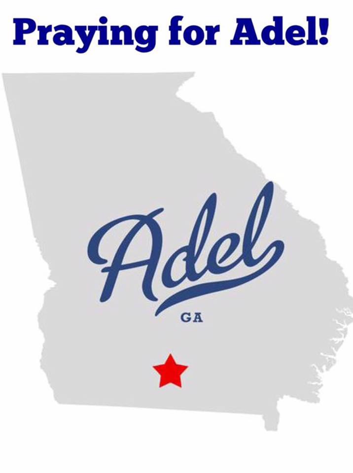 Pray For Adel Georgia
