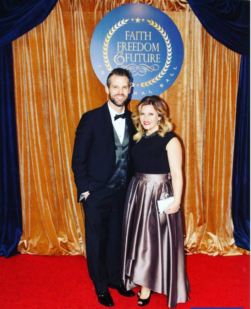 Aaron and Amanda Crabb