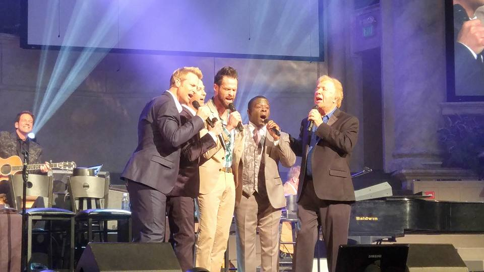 Gaither Vocal Band by Justin Gilmore