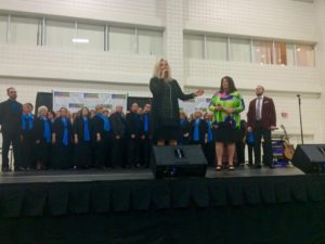 Karen Peck and New River with the Wilmington Celebration Choir