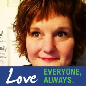 Lorraine Walker, editor of SGNScoops Magazine