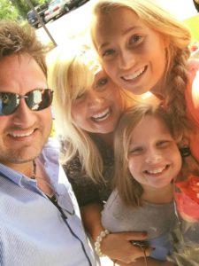 David Staton and family
