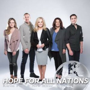 "Karen Peck and New River Release Powerful Video For New Single ""Hope For All Nations"""