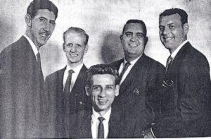 The original Pine Ridge Boys in 1963.