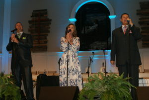 Ricky Atkinson and Compassion at the Alabama Quartet Convention