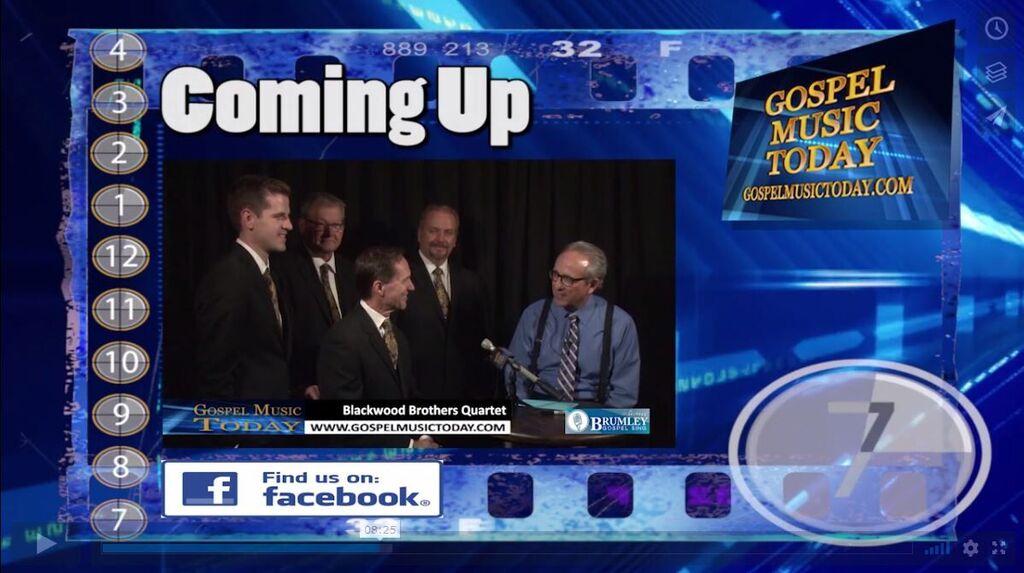 Blackwood Brothers On Gospel Music TV