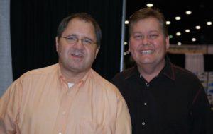 Tracy Stuffle and Tony Greene. 2010. Photo by Libbi Perry Stuffle