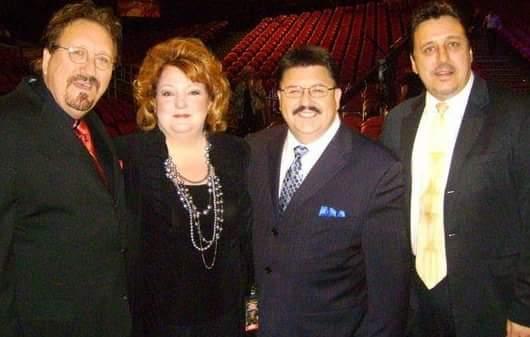 The Original Hinsons: Ronnie, Chris Freeman, Larry, Bo Hinson