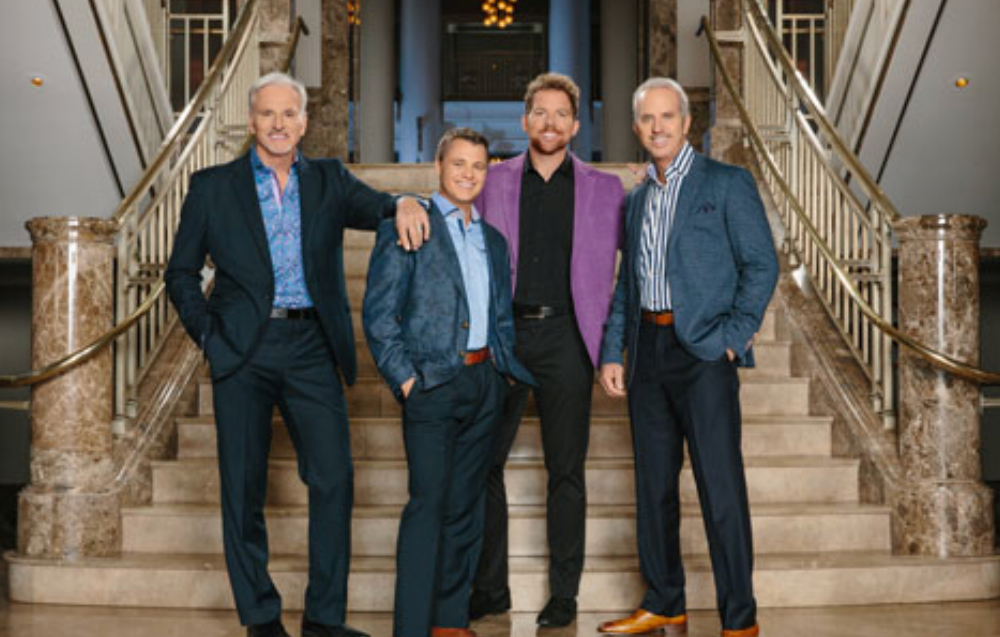 TRIUMPHANT QUARTET REACHES SCHEDULING AGREEMENT WITH THE HARPER AGENCY