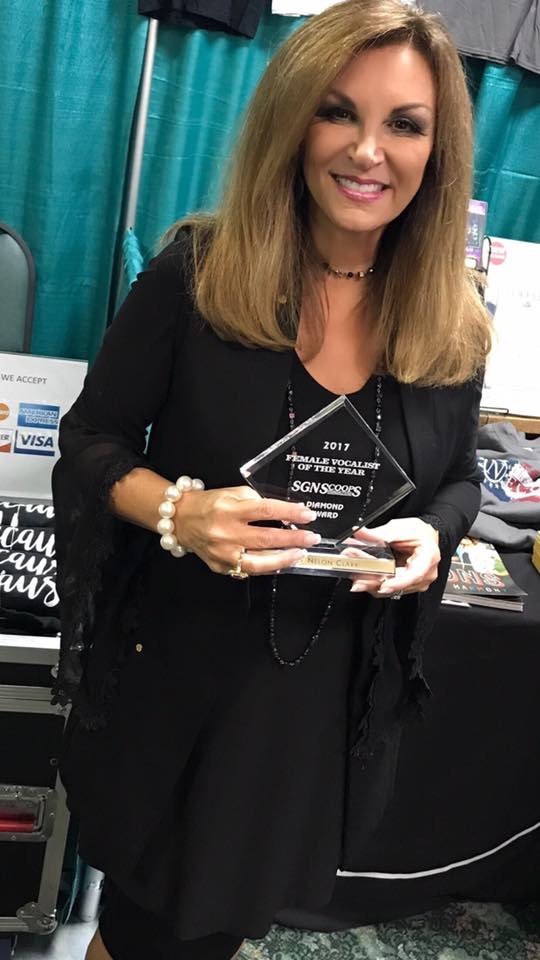 with 2017 Diamond Award