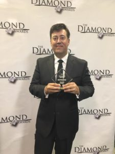 Matt Felts, Diamond Award winner