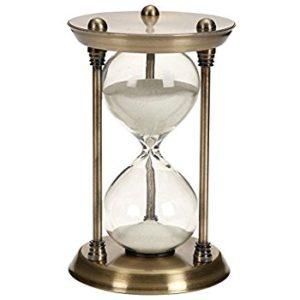 Hourglass, new year