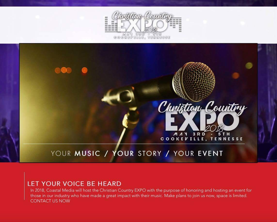 Christian Country Expo Kickin Up Dust On The Web