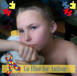 Autism Awareness Month: writer Angela Parker's nephew, Zach