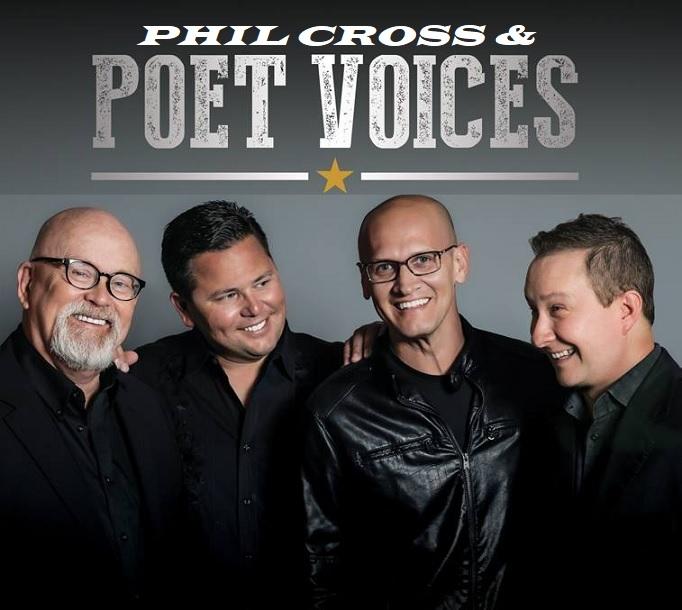 PHIL CROSS & POET VOICES CONCERT