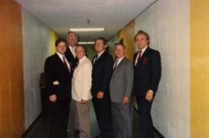The Blackwoods of 1954. Houston TX 1985 with Paul Belcher
