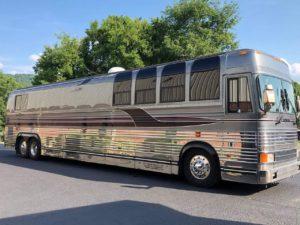 The Sharps bus