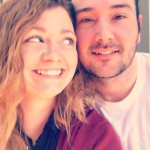 Jessica Horton and her husband David