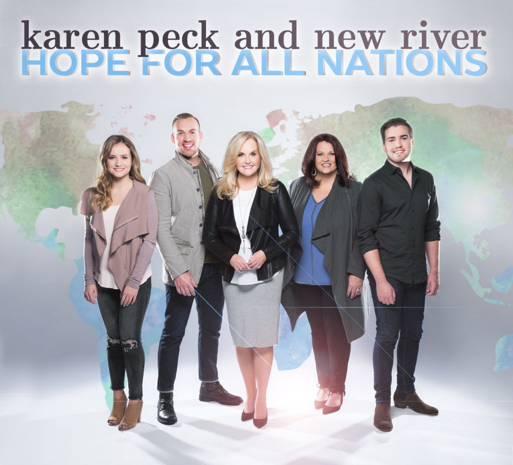 Karen Peck and New River Honored With Two 2018 Dove Award Nominations
