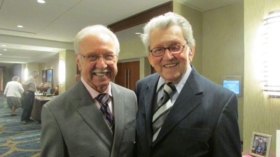 Gerald Williams and Bill Shaw