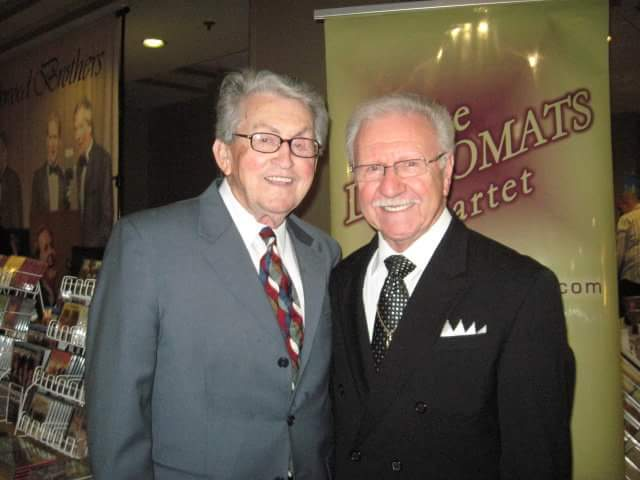 Bill Shaw and Gerald Williams