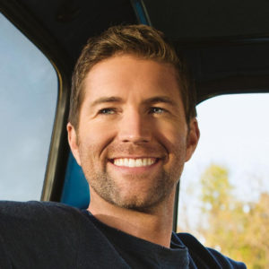 "Named One of USA Today's ""Most-Anticipated Country Albums"" This Fall, Multi-Platinum-Selling Country Singer Josh Turner's I Serve A Savior Is Available Now"