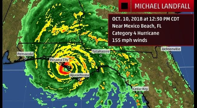 The Weather Channel: Hurricane Michael