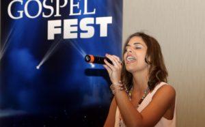 Erica Cookston at Gospel Fest