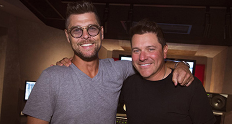 Jason Crabb, Jay DeMarcus React to GRAMMY® Nomination