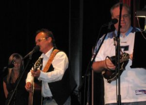 Midnight Jamboree: Les Butler and Jimmy Fortune