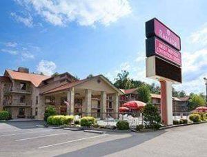 Smoky Mountain Convention Center and Ramada Inn