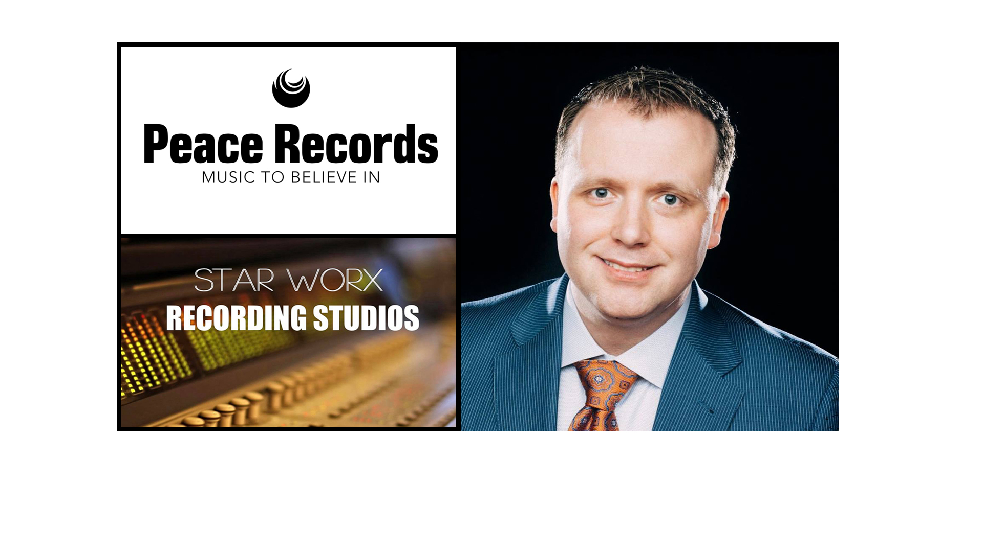 Peace Records opens for business in 2019