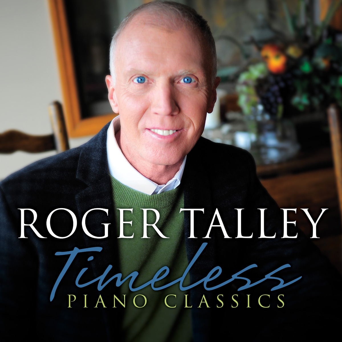 Roger Talley devotes his talents to beloved hymns on Timeless Piano Classics