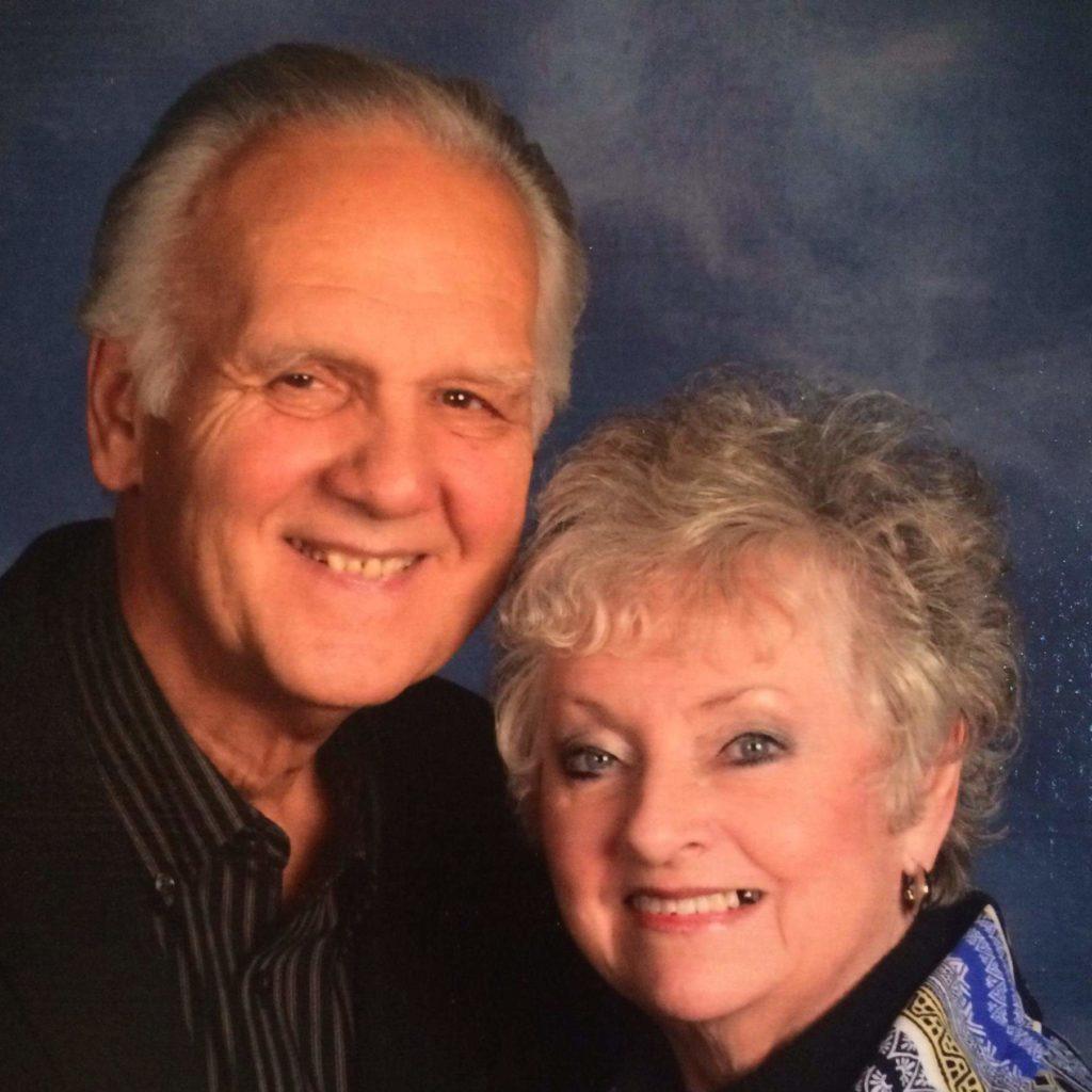 Dave and Judy Kyllonen