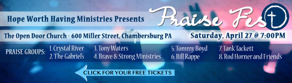 Praise Fest Chambersburg