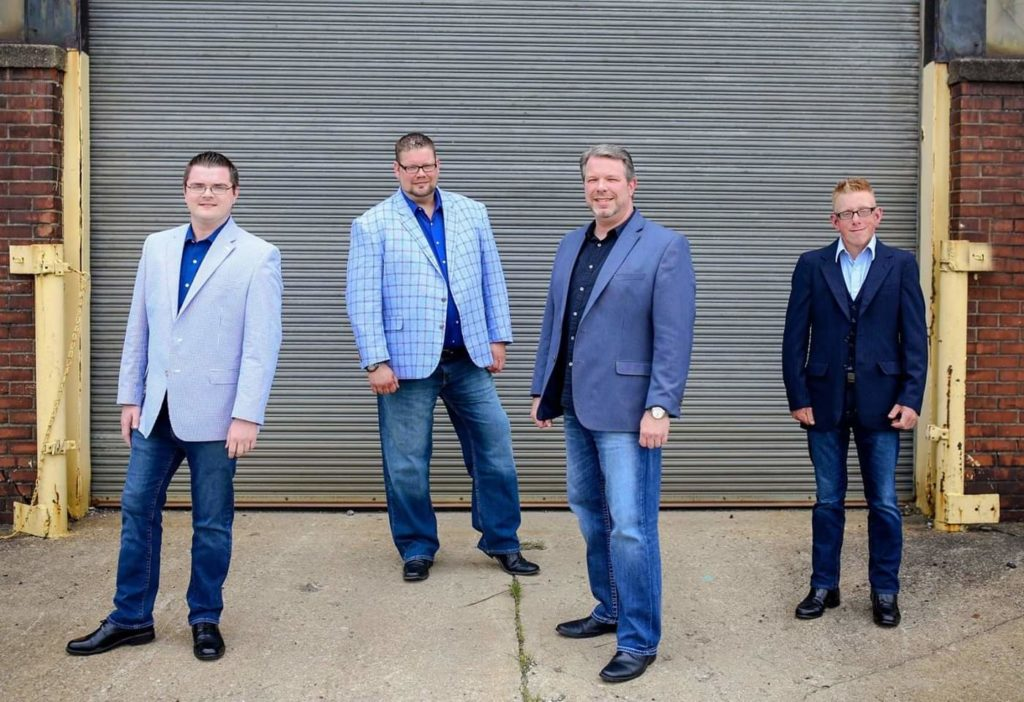 Gloryway Quartet is doing their part to leave a legacy of gospel music in the Great Lakes