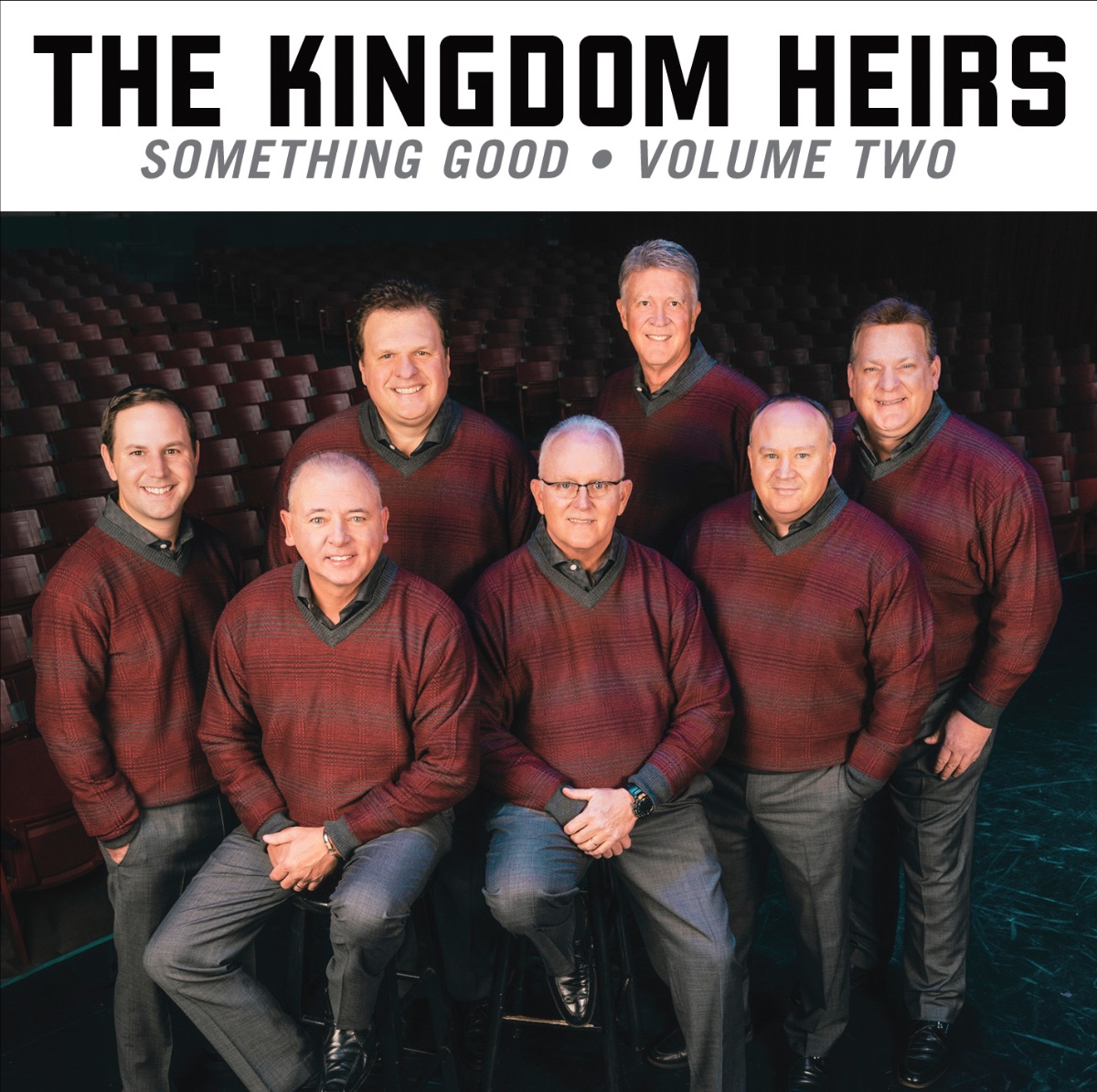 The Kingdom Heirs claim #1 spot on Billboard Chart with Something Good Volume Two