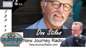 Don Stiles on New Journey Radio