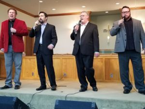 Steel City Revival in concert