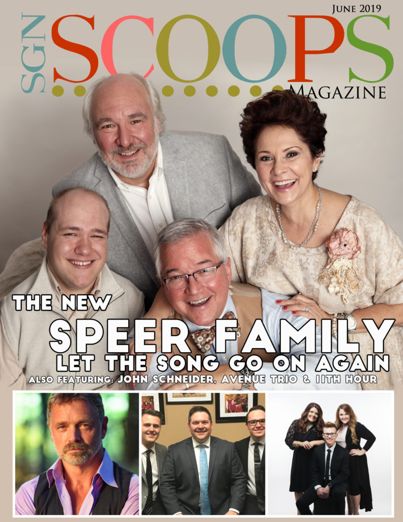 June 2019 SGNScoops Magazine