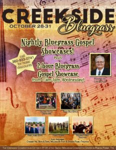 Creekside Bluegrass at Pigeon Forge